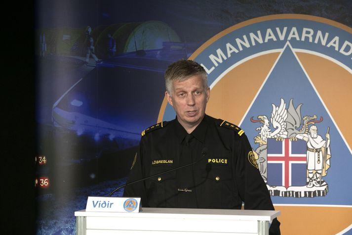 Víðir Reynisson