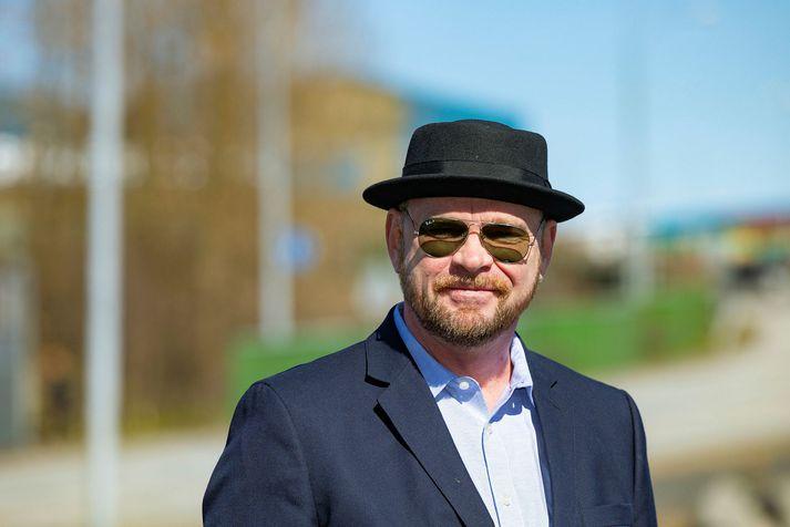 Þórarinn Ævarson.