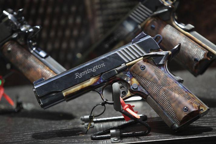 Remington hefur verið starfrækt í 202 ár.