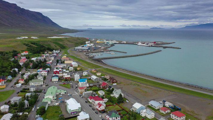256 eru í sóttkví á Sauðárkróki.