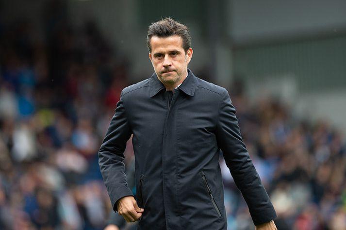 Marco Silva, stjóri Everton.