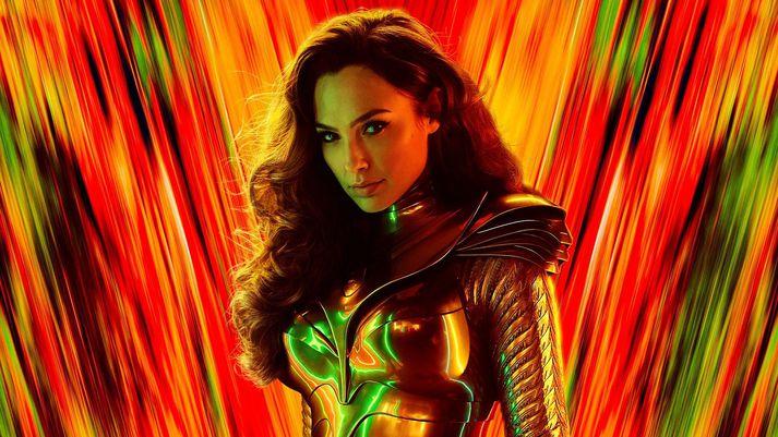 Útgáfu Wonder Woman 1984 hefur verið seinkað.