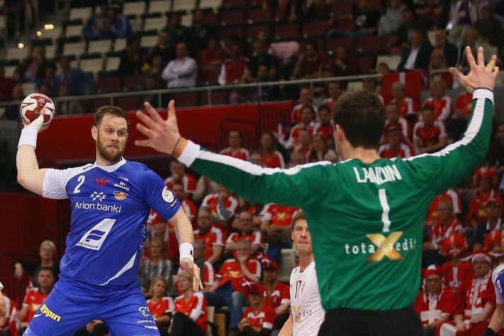Vignir Svavarsson á yfir 200 landsleiki að baki.