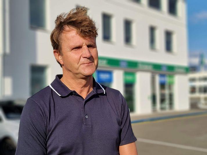 Steingrímur Birgisson er forstjóri Bílaleigu Akureyrar.