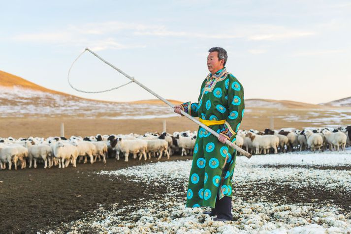 Tilfellin komu upp í hinni dreifbyggðu Innri-Mongólíu.