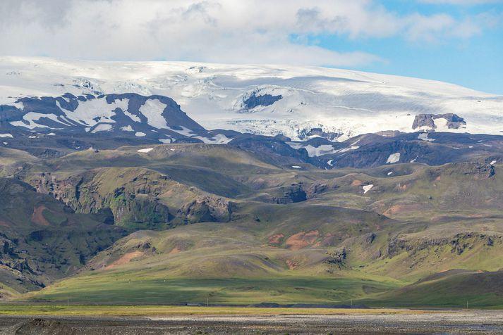 Ekki er talið að íbúar í Vík í Mýrdal hafi verið útsettir.