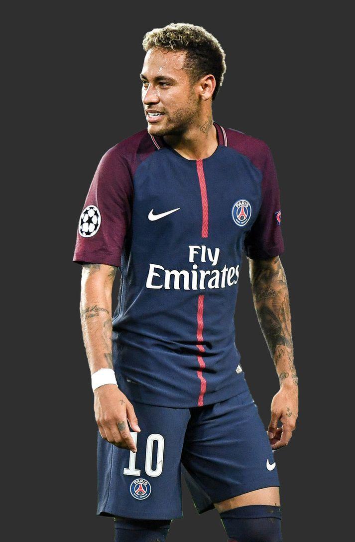Neymar hefur verið orðaður við Real Madrid og endurkomu til Barcelona en PSG hefur gefið út að það vilji ekki og muni ekki selja Brassann.