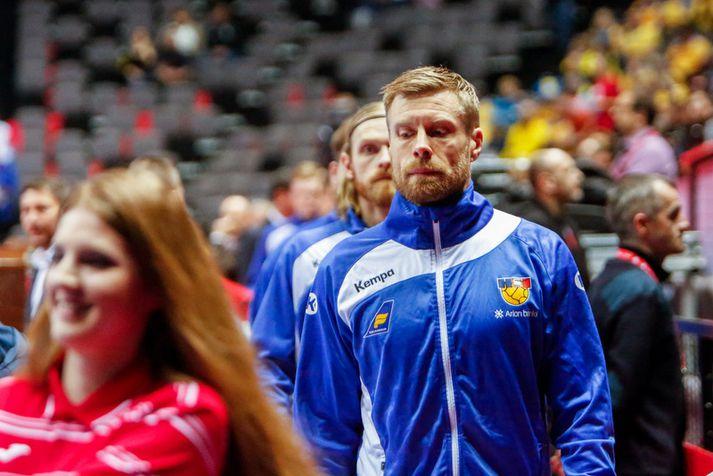 Guðjón Valur Sigurðsson verður ekki með.
