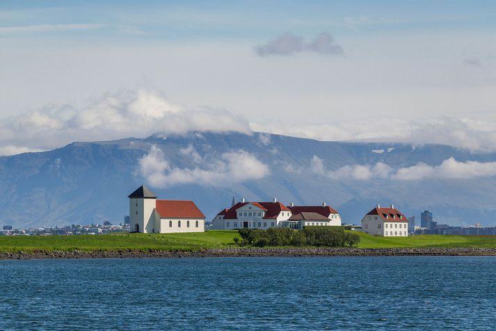 Bessastaðir, þar sem forseti mun aðeins geta setið í 12 ár samfellt verði breytingarnar að veruleika.