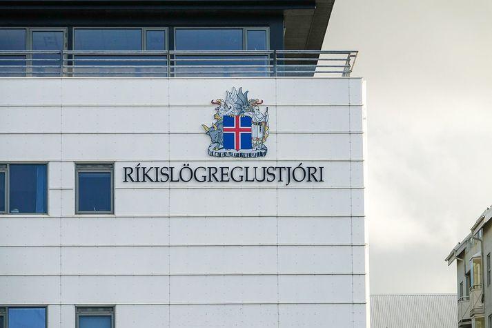 Sigríður Björk tók við embætti ríkislögreglustjóra í mars á þessu ári.