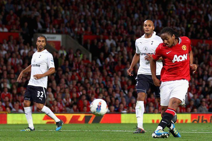 Anderson varð fjórum sinnum Englandsmeistari með Manchester United og einu sinni Evrópumeistari.