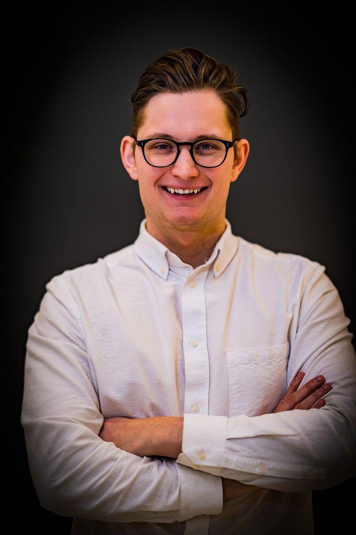 Stefán Atli Rúnarsson.