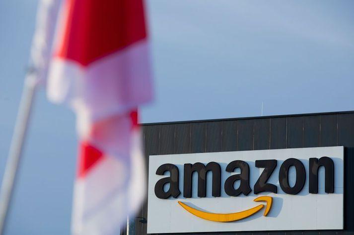 Amazon er fyrirferðarmikið á ýmsum sviðum.