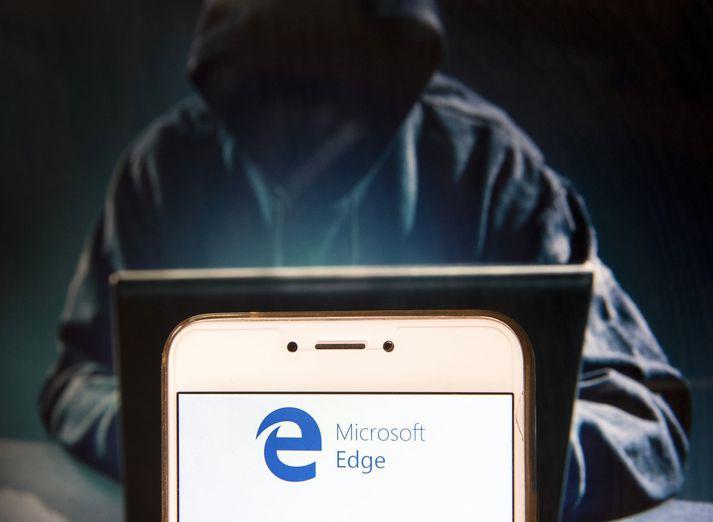 Internet Explorer nýtur enn einhverra vinsælda. Ótrúlegt en satt.