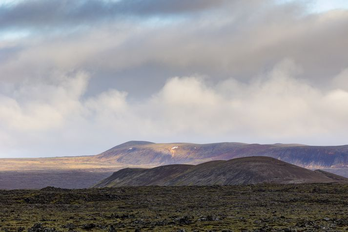 Mesta jarðskjálftavirknin hefur verið við Fagradalsfjall síðustu sólarhringa.