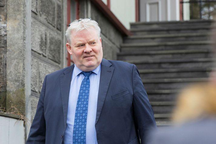 Sigurður Ingi Jóhannsson, formaður Framsóknarflokksins, er ánægður með endurnýjunina sem hefur orðið innan flokksins.