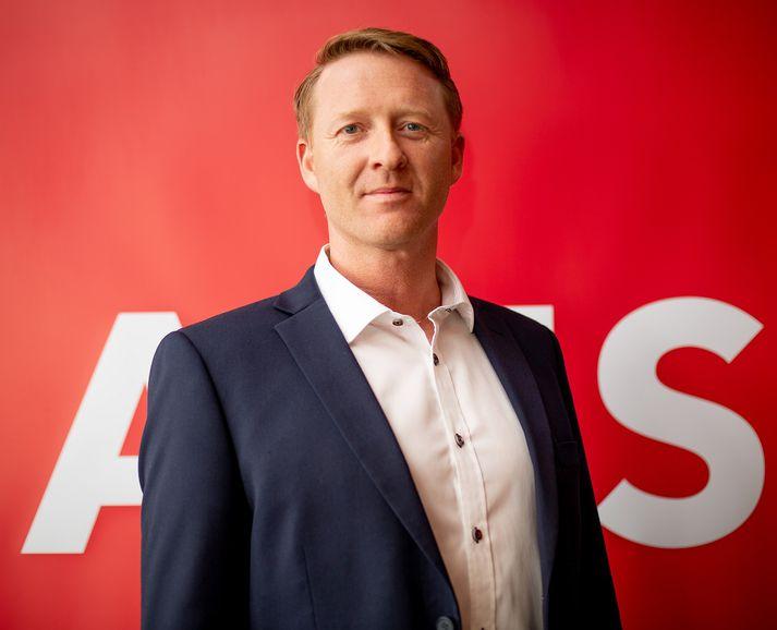 Arnþór Jónsson.