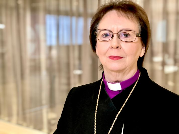 Agnes M. Sigurðardóttir, biskup Íslands, er meðal þeirra sem skrifa undir ákallið.