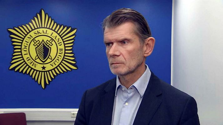 Grímur Grímsson tekur aftur við starfi yfirlögregluþjóns og þar með yfirmanns miðlægrar deildar lögreglu á höfuðborgarsvæðinu.