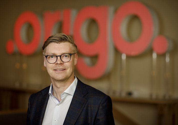 Örn Alfreðsson.
