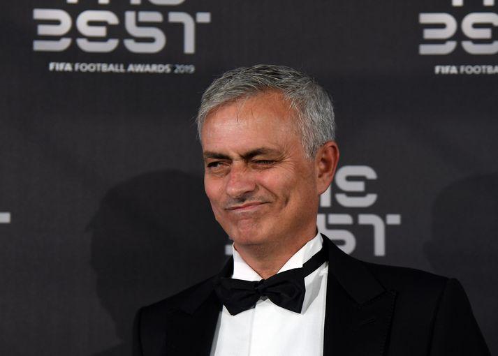Mourinho veit hvað hann syngur þegar kemur að fótboltanum.
