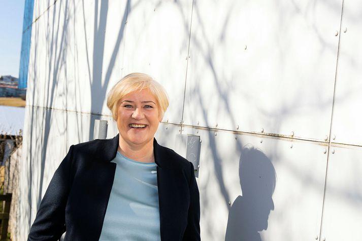 Guðrún Elsa Gunnarsdóttir.