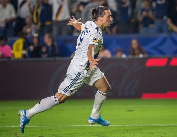 Zlatan Ibrahimovic er einstakur karakter