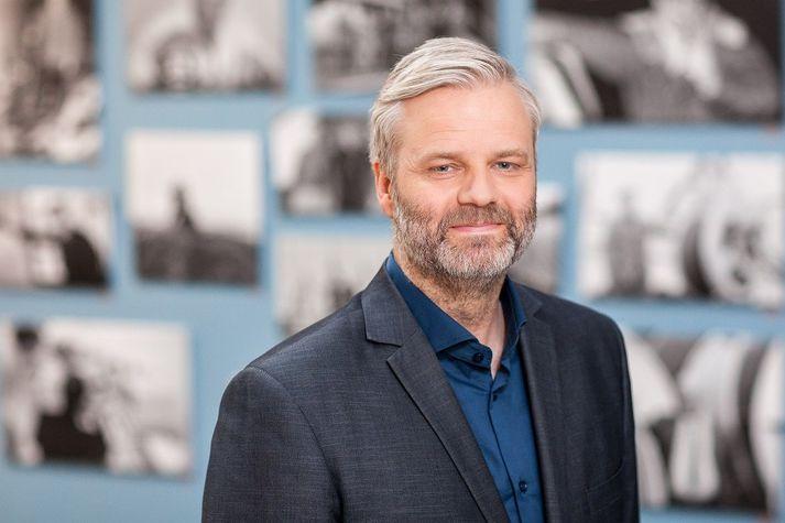 Þorsteinn R. Hermannsson.