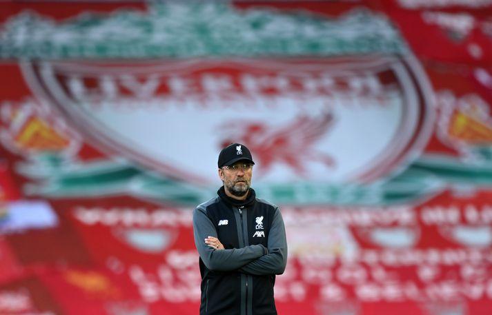 Jürgen Klopp hefur náð stórkostlegum árangri sem knattspyrnustjóri Liverpool.