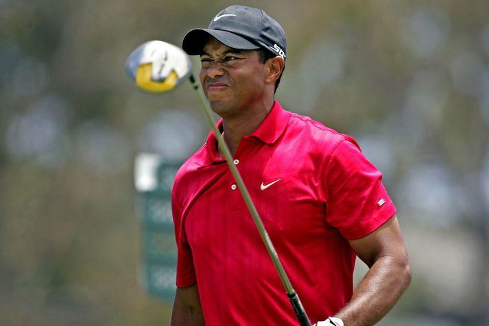 Tiger Woods þekkir það vel að spila í gegnum sársauka og orð hans nú segja því mikið um það sem hann er að ganga í gegnum núna.