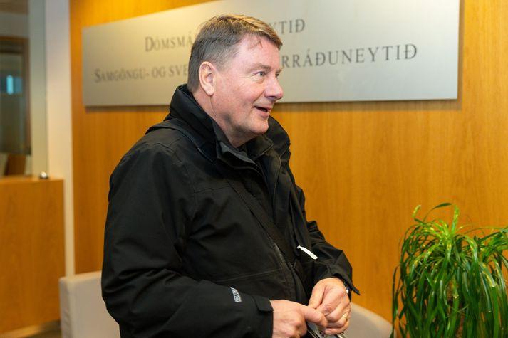 Kjartan Þorkelsson, lögreglustjóri á Suðurlandi, hefur verið skipaður tímabundið í embætti ríkislögreglustjóra.