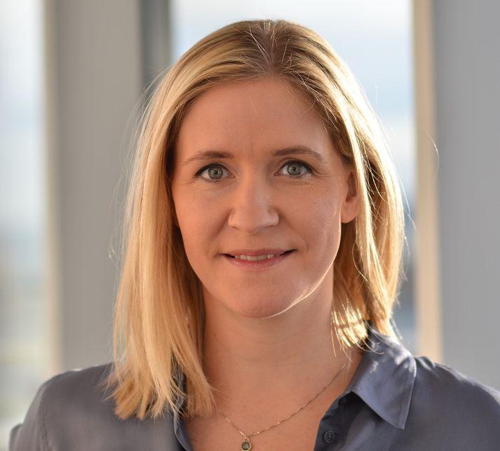 Hildur Hauksdóttir.