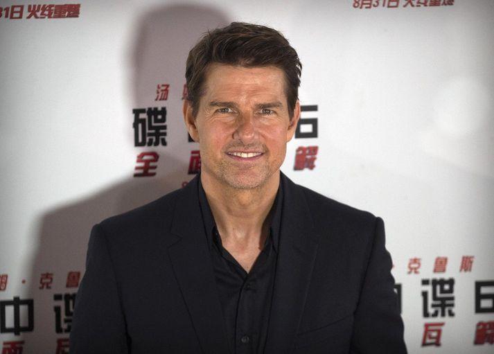 Allt útlit er fyrir að Tom Cruise geti farið til geimstöðvarinnar, vilji hann það.