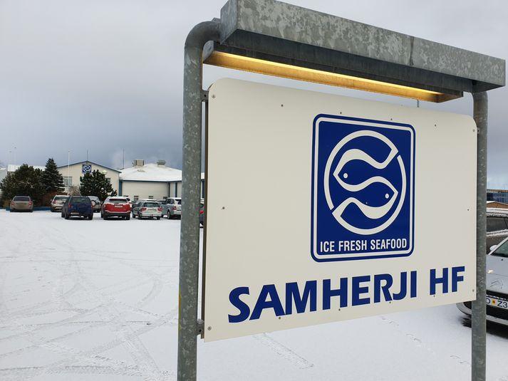 Samherji mótmælti niðurstöðunni.