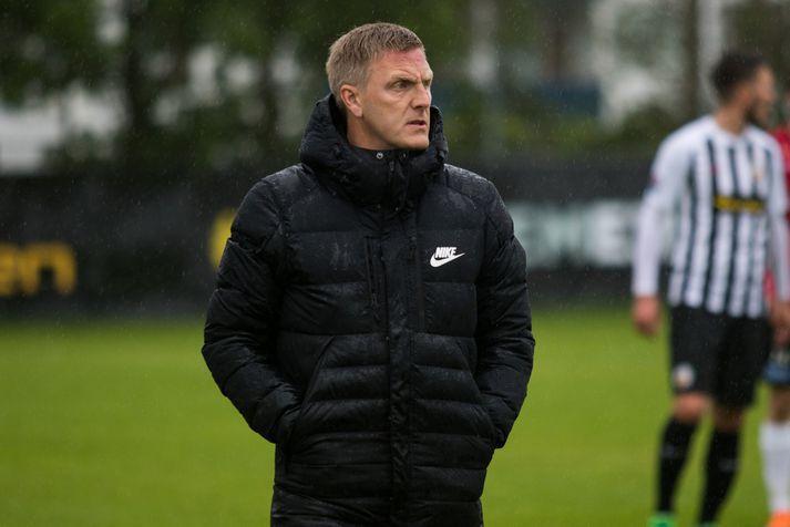 Rúnar Kristinsson er þjálfari KR.