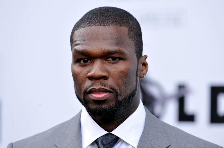 Curtis James Jackson hinn þriðji, betur þekktur undir listamannanafni sínu 50 Cent