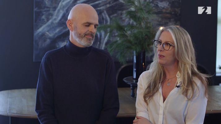 Björgvin og Elísabet fundu hvort annað aftur.