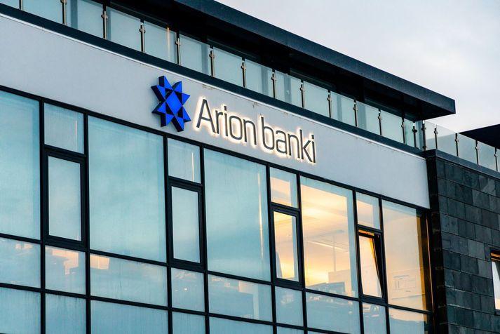 Höfuðstöðvar Arion banka í Borgartúni.