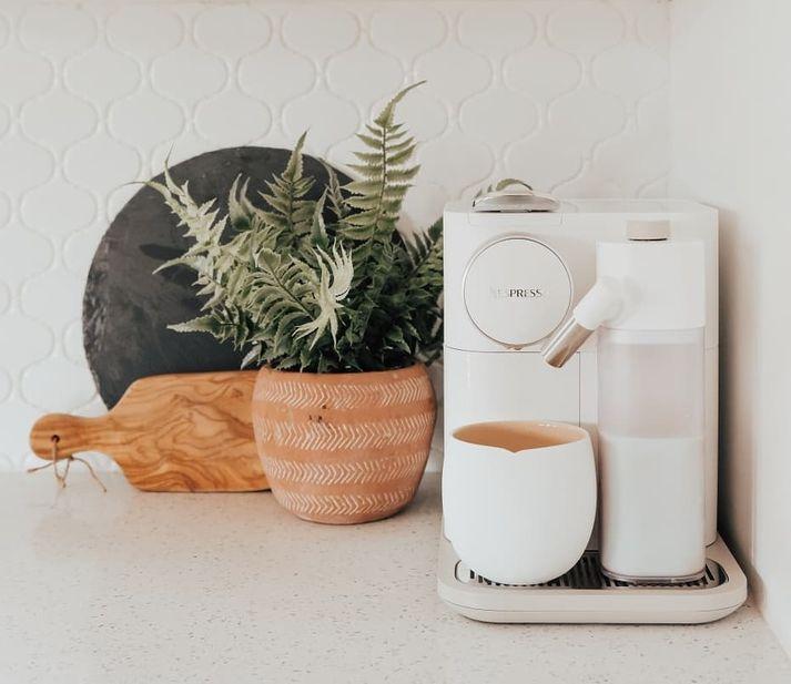 Nespresso hefur fengið frábærar viðtökur hjá kaffiþyrstum Íslendingum frá því fyrsta verslunin var opnuð í Kringlunni.