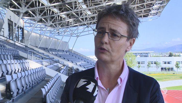 Klara Bjartmarz er framkvæmdarstjóri KSÍ.