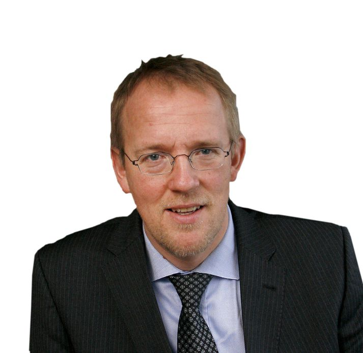 Páll Gunnar Pálsson, forstjóri Samkeppniseftirlitsins