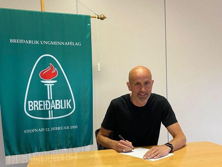 Pétur Ingvarsson er að gera góða hluti í Kópavogi.