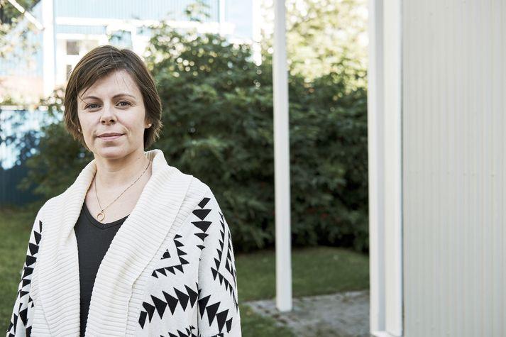 Sigrún Daníelsdóttir, verkefnastjóri geðræktar hjá Embætti landlæknis.