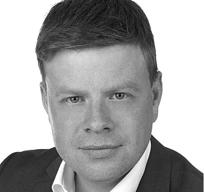 Jón Þorsteinn Oddleifsson.