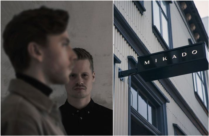 Grafísku hönnuðurnir og kærustuparið Aron Freyr og Einar Guðmundsson létu langþráðan draum rætast og opnuðu verslunina Mikado á Hverfisgötu.