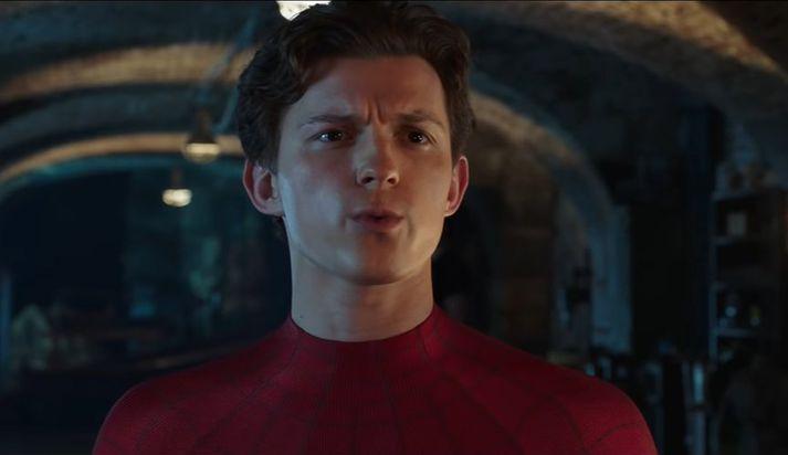 Tom Holland fer aftur með hlutverk Peter Parker í næstu mynd um Kóngulóamanninn. Spurning hvort hann sveifli sér á milli bygginga í Skuggahverfinu.