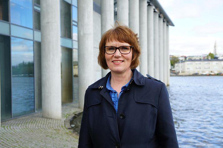 Halldóra Káradóttir hefur starfað sem stjórnandi á fjármálasviði Reykjavíkurborgar undanfarin þrettán ár.