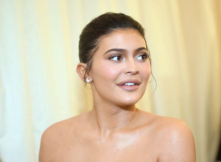 Kylie Jenner hefur úr ansi miklu að moða.