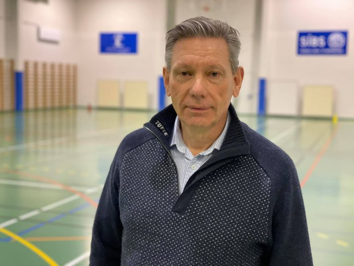 Stefán Yngvason, framkvæmdastjóri lækninga á Reykjalundi.