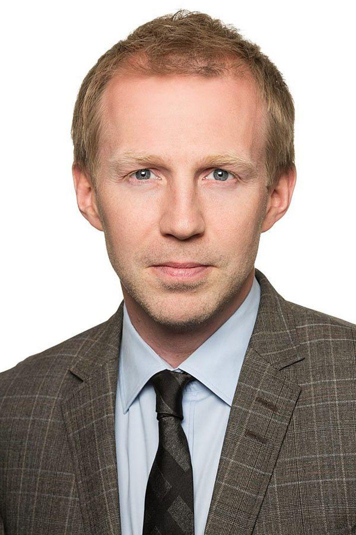 Benedikt Gíslason